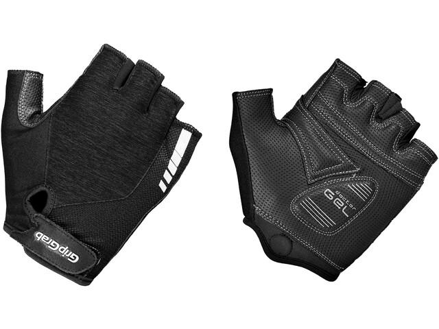 GripGrab ProGel Padded Short Finger Gloves Women black